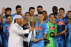 Napoli Supercoppa (Getty images)