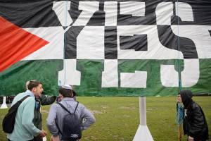 BRITAIN-ISRAEL-PALESTINIANS-CONFLICT-PARLIAMENT