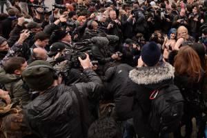 Proteste anticensura Inghiltterra