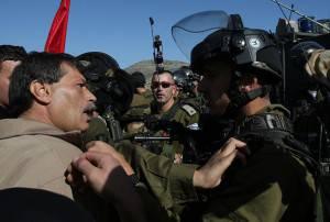 Ziad Abu Ein   Turmus Aya  Palestina Israele