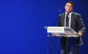Renzi PD mafia Roma