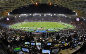 Roma Manchester City (getty images)