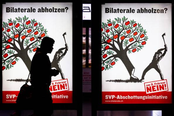 Svizzera, non passa il referendum anti-immigrati