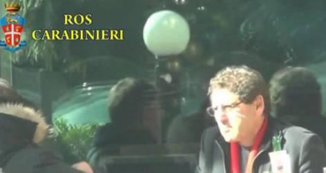 Mafia Capitale, intercettazioni Ros Carabinieri (screenshot youtube)