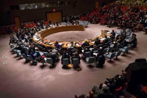 Consiglio di sicurezza dell'Onu (Getty images)