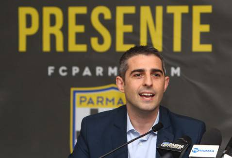Federico Pizzarotti (Photo by Marco Luzzani/Getty Images)