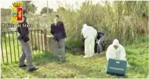Loris Stival, il luogo del ritrovamento (screenshot Youtube)