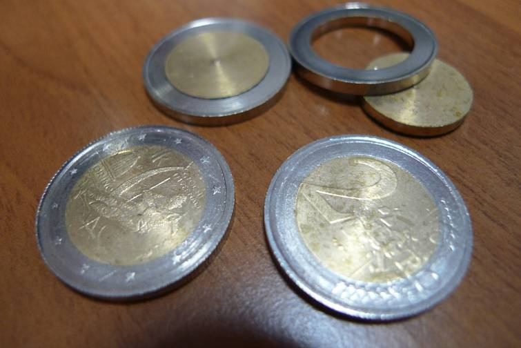 Falsificano monete alla perfezione, ma c'è un trucco per riconoscerle