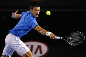 Novak Djokovic (getty images)