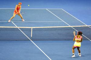 Sharapova-Williams (getty images)