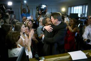 Florida Federal Judge Issues Ruling Allowing Gay Marriages Across The State