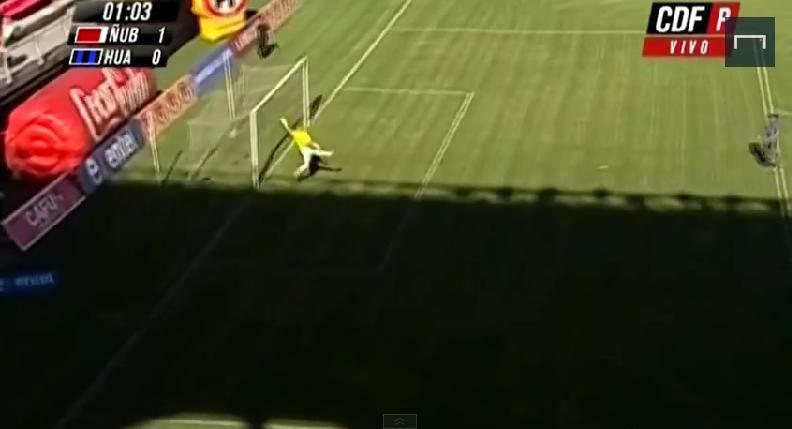 Gol da record in Cile: a Varas bastano soli 11 secondi VIDEO