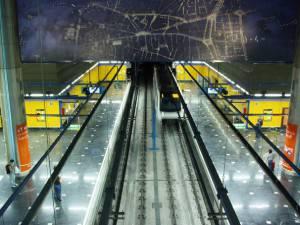 Madrid la metro