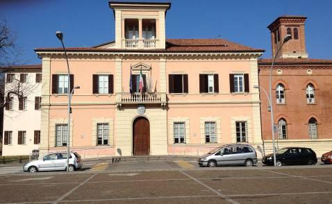 Municipio di San Lazzaro di Savena (foto pubblico dominio)