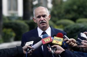 George Papandreou, nuovo partito