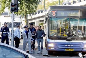 Israele attentato autobus