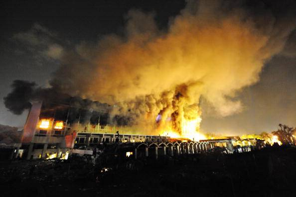 Pakistan, attentato a moschea: 50 morti