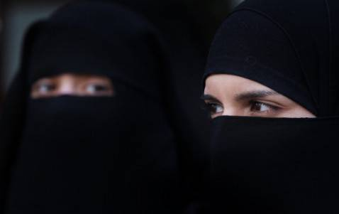 Burqa (Peter Macdiarmid/Getty Images)