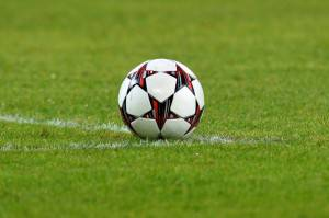 Campo di calcio (GABRIEL BOUYS/AFP/Getty Images)