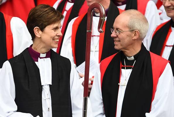 Primo vescovo donna della Chiesa d'Inghilterra