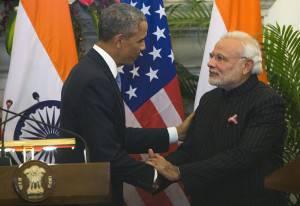 India Obama Nucleare