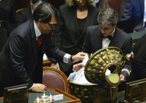 Le votazioni per il Presidente della Repubblica (ANDREAS SOLARO/AFP/Getty Images)
