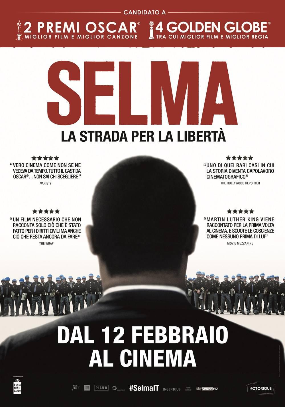 """""""Selma – La strada per la libertà"""": recensione"""