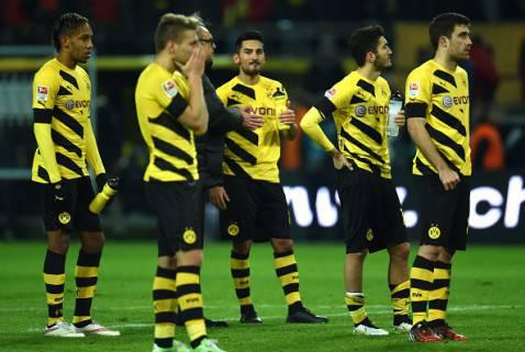 Borussia Dortmund (getty images)