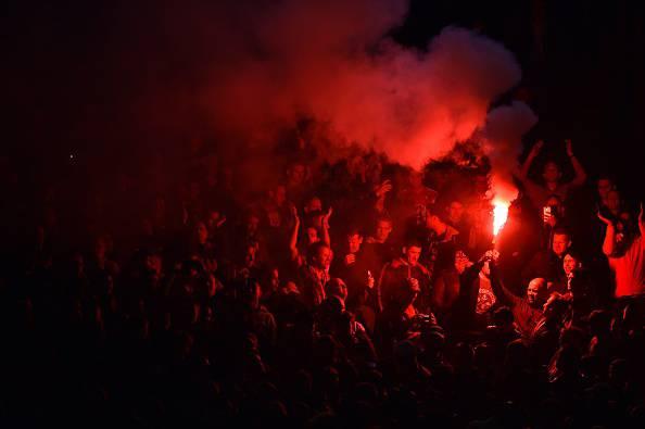 """Roma-Feyenoord, il questore: """"Io morti non ne faccio, meglio la sporcizia"""""""