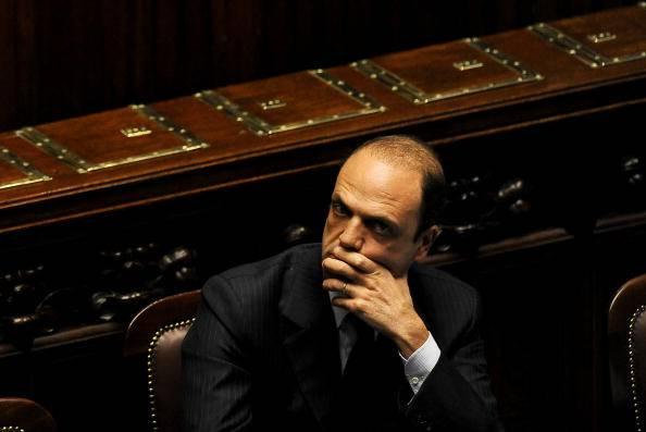 angelino Alfano (ANDREAS SOLARO/AFP/Getty Images)