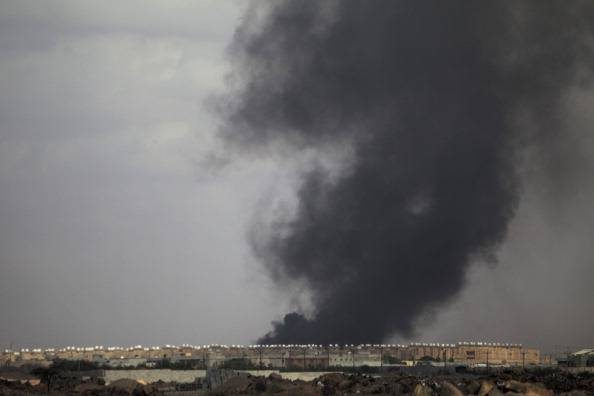 Le armi chimiche di Gheddafi nel caos della Libia