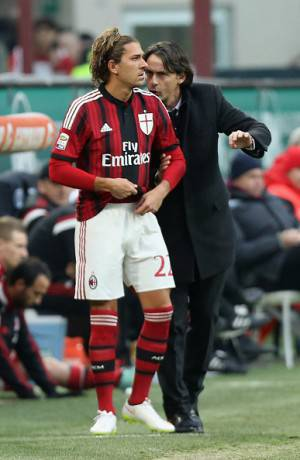 Inzaghi-Cerci (getty images)