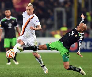 Roma-Feyenoord (getty images)