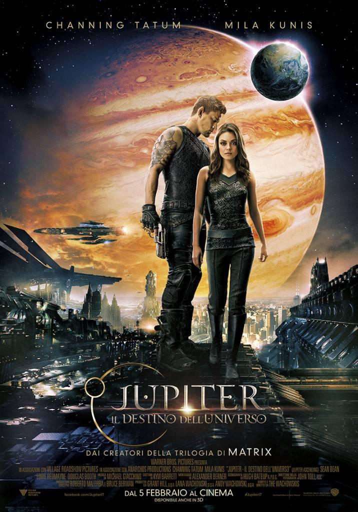 """""""Jupiter – Il destino dell'universo"""": recensione"""