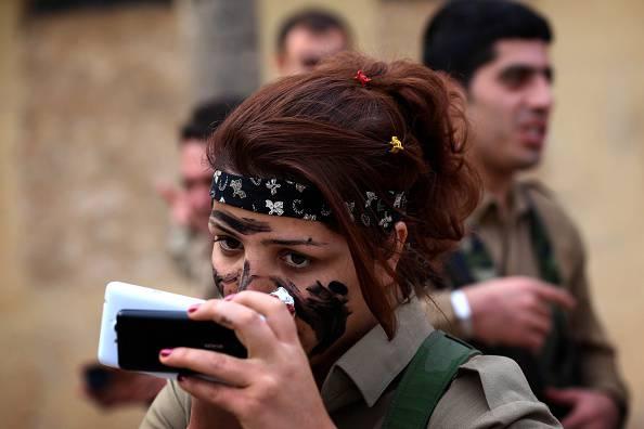 Italiano nell'Isis ucciso da una donna curda a Kobane