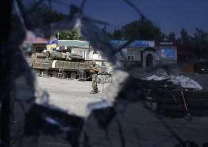 Crisi Ucraina ritiro da Debaltsevo