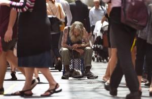 AUSTRALIA-UNEMPLOYMENT-ECONOMY