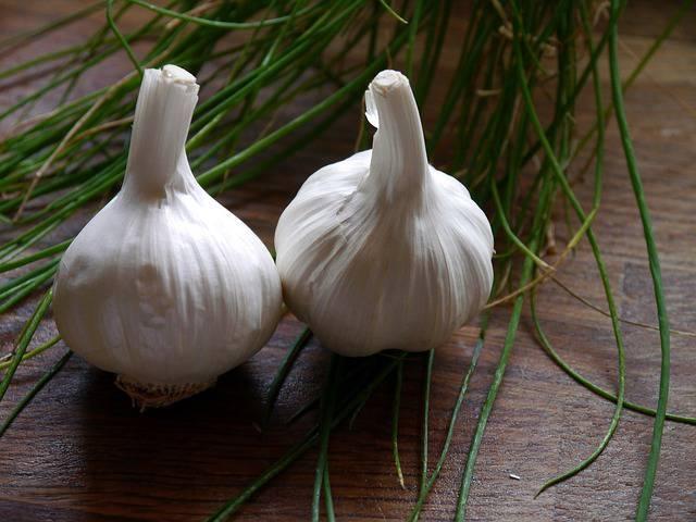 Più aglio a tavola, più salute in corpo