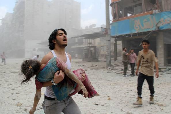 Raid aerei in Siria, 51 civili morti