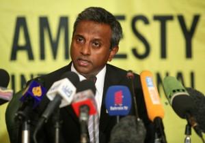 Amnesty International secretary general