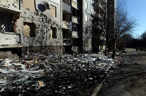 Ucraina bagno di sangue a poche ore dalla tregua - Bagno di sangue ...