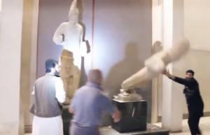 Isis Mosul Museo Ninive