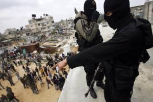 Funeral for Islamic Jihad Militant Killed in Gaza Clashes