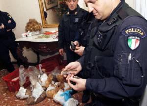 blitz contro le nuove Brigate rosse (ANDREAS SOLARO/AFP/Getty Images)