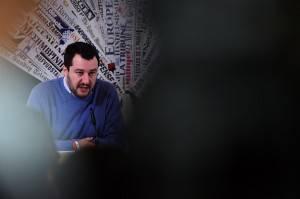 Matteo Salvini (GABRIEL BOUYS/AFP/Getty Images)