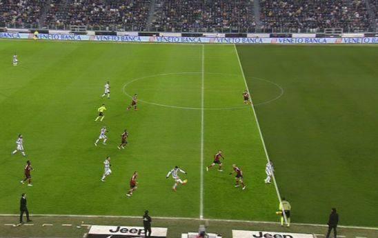 Juventus-Milan, ecco tutta la verità sul gol di Tevez VIDEO