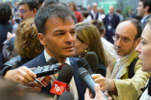 ITALY-POLITICS-PARTIES-PD6GENERAL ASSEMBLY