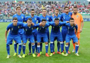 Italia U21 (getty images)