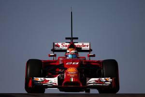 Raffaele Marciello, qui impegnato con la Ferrari in un test dello scorso Novembre (getty images)