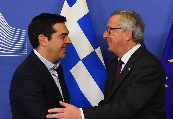 Grecia, Juncker esclude il default